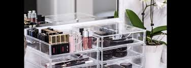 makeup storage drawers diy make up