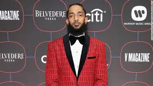 rapper nipsey hussle after a