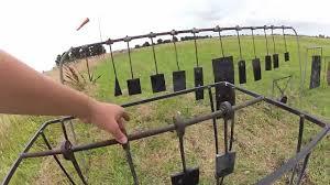 my homemade steel targets you