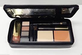 modern chic face palette makeup kit set
