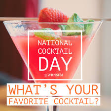 WRNS - It's National Cocktail Day! What's your favorite... | Facebook