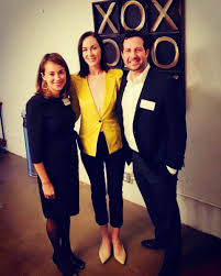 """Poppy MacDonald on Twitter: """"Grateful to @AmandaLindhout for kicking off  our @YPO #Seattle chapter year with her courageous story of hope and  resilience during the 460 days she spent in captivity in #"""