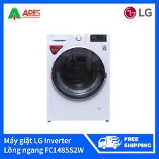 Máy giặt LG Inverter 9 kg Lồng ngang FC1409S3W