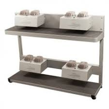 used nail dryer table high