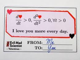 math equation turns into i love you
