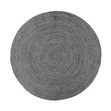 round braided rug kmart