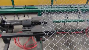 Single Wire Fully Automatic Chain Link Fencing Machine By Viral Industries Ahmedabad Youtube
