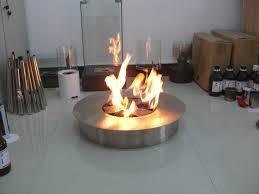 fire 8 liter round bio ethanol fuel