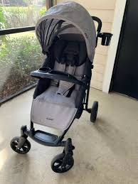 combi shuttle travel system titanium