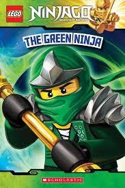 The Green Ninja (LEGO Ninjago: Reader) eBook by Tracey West ...