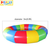 outdoor giant inflatable swimming pool