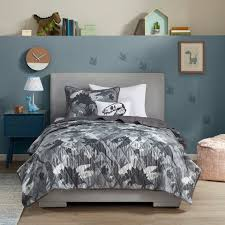 Size Twin Grey Kids Quilts Coverlets Find Great Kids Bedding Deals Shopping At Overstock