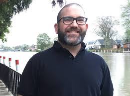Aaron Hall is running for council in Wallaceburg