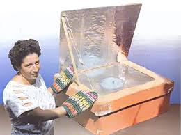 making a solar cooker for free do it