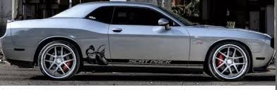 Monster Claws Scratch Decal Mustang Camaro Dodge Bmw 1 Pair Decals Miracle Master