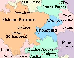 china chongqing travel guide tours
