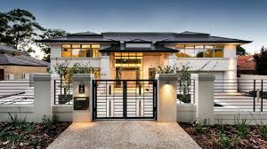 Beautiful Fence Design Philippines Photos A Combination Of White Wall And Black Iron Concrete Fence House Fence Design House Designs Exterior House Gate Design