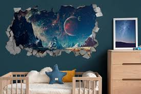 Amazing 3d Mural Wallpaper To Instantly Transform Your Space Loveproperty Com