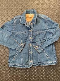 Vintage 90s Northern Reflections Dark Wash denim Jacket | Etsy