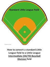 Standard Little League Field Ppt Video Online Download