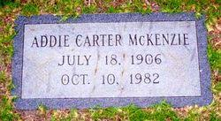Addie Carter McKenzie (1906-1982) - Find A Grave Memorial