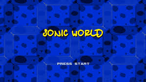 Marsupilami Menu Theme R9 [Sonic World] [GUI Mods]