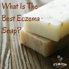 what are the best natural eczema soaps