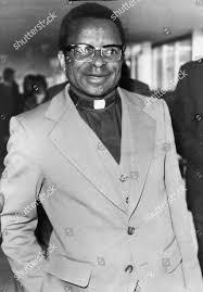 Rhodesian Rebel Leader Bishop Abel Muzorewa Arrives Editorial Stock Photo -  Stock Image | Shutterstock