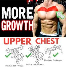how to do proper upper chest tips guide