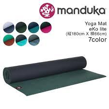 manduka yoga mat eko 180cm 66cm