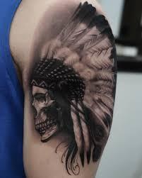 Tatuaze Indianskie I Ich Znaczenie Etatuator Pl
