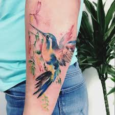 Tatuaz Koliber Najmodniejszy Wzor Tatuazu W Tym Sezonie Wp Kobieta