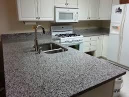 luna pearl granite kitchen white