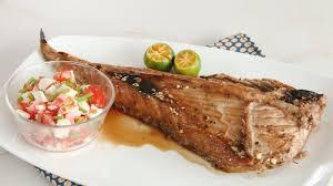 Grilled Tuna Belly Recipe