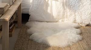 fast ship ikea rens genuine sheepskin