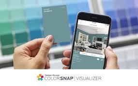 paint color matching app colorsnap