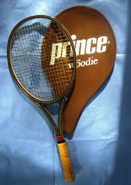 vintage prince woo tennis racqueteuc