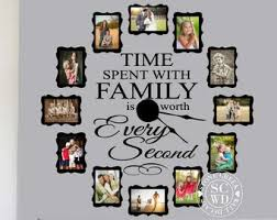 Time Spent Decal Etsy