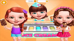 sweet baby free games makeup