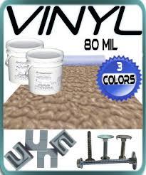 Pontoon Boat Vinyl Flooring Kits