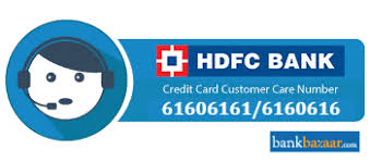 hdfc credit card customer care 24 7