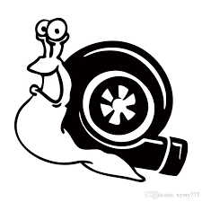 2020 For Snail Shell Cut Vinyl Decal Sticker Personality Car Styling Turbocharged Turbocharger Jdm Euro Accessories Decor From Xymy777 2 01 Dhgate Com