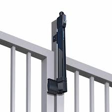 D D Magnetic Child Safety Gate Latch Hinges Mitre 10