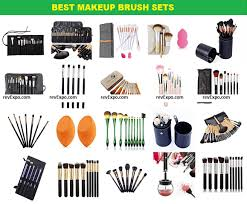 top 11 best makeup brush set ers guide