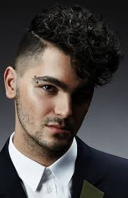 25 y curly hairstyles haircuts for