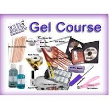 certificate gel nail technician