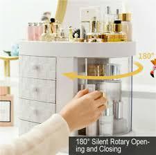 makeup organizer case holder display