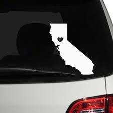 California Car Decals The Decal Guru