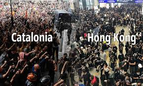 Hong Kong-style riots to haunt West - Global Times