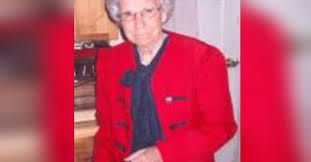 Myrtle Thompson Obituary - Visitation & Funeral Information